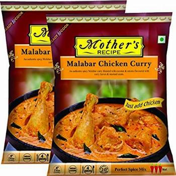 Mother's Recipe Spice Mix for Malabar Chicken Curry Masala -