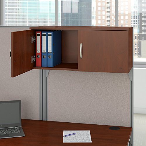 Bush Business Furniture Office in an Hour 65W x 33D Cubicle