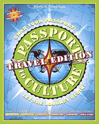 Passport To Culture - Travel Edition